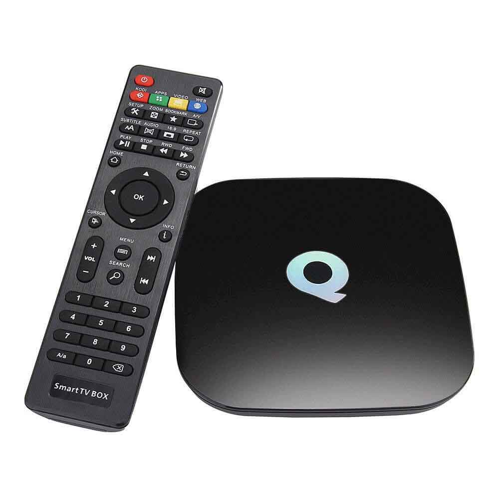 Q Box Amlogic S905 on kodi