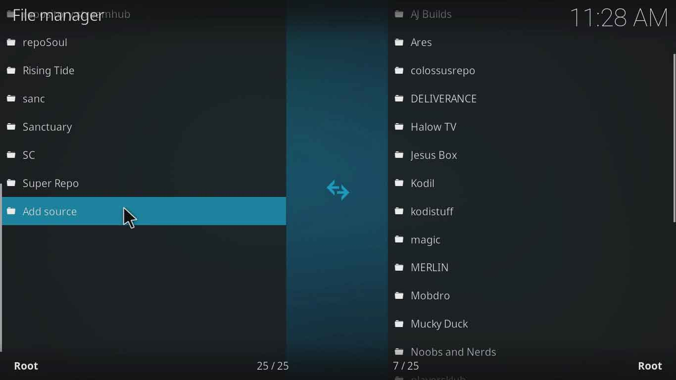 how to install the players klub on kodi