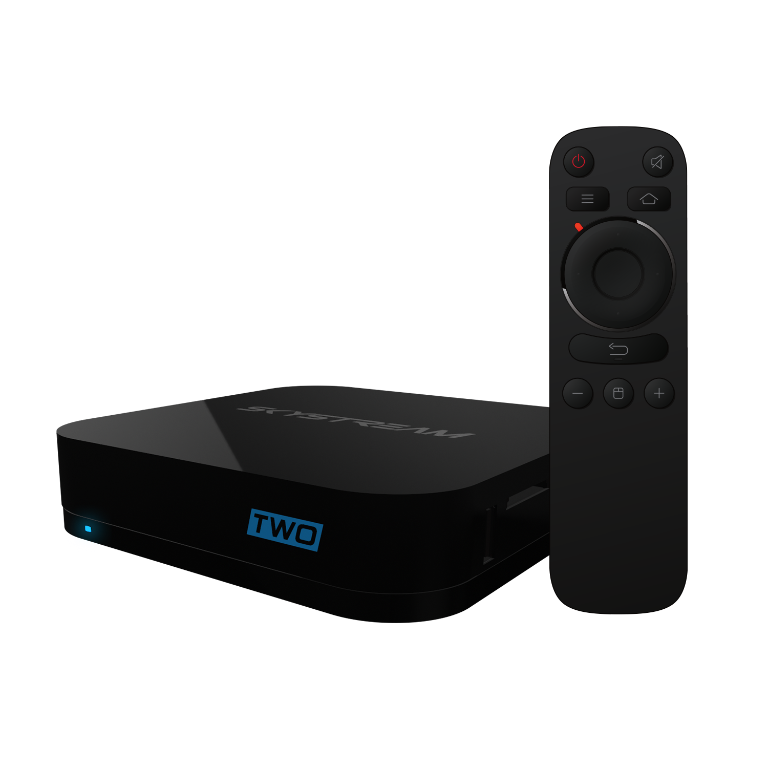 SkyStream Two kodi box