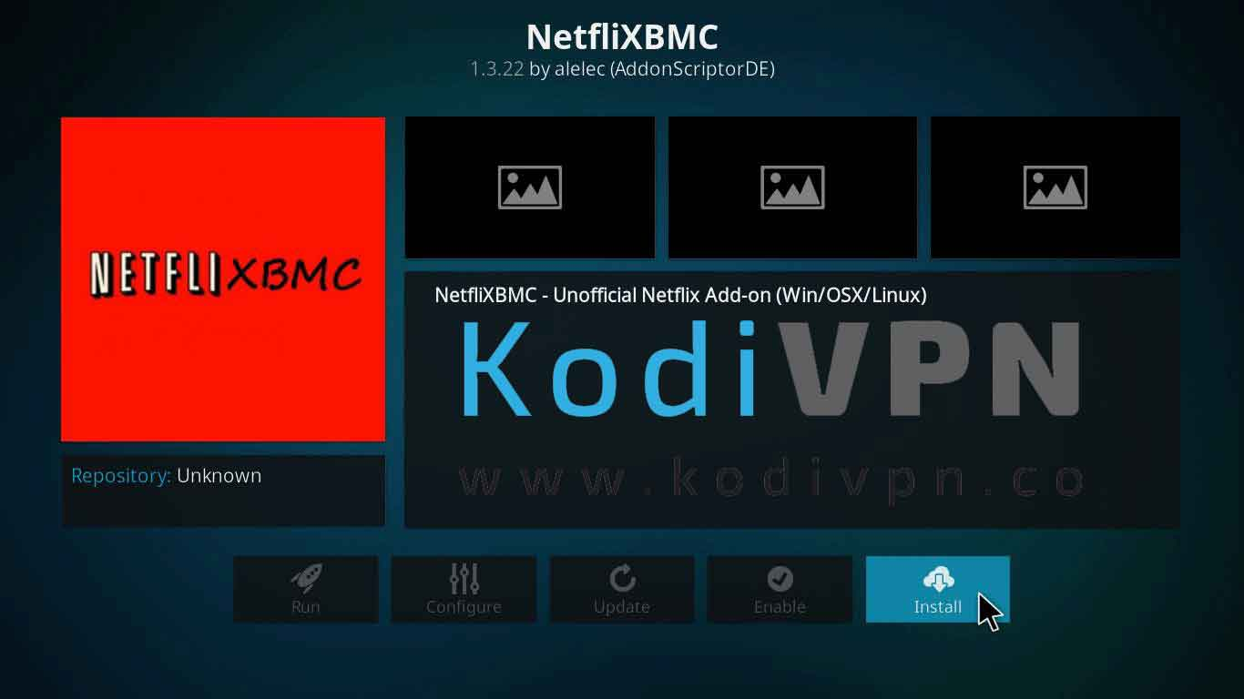 how to install netflix kodi addon on raspberry pi