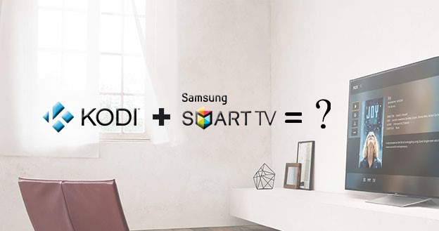Can You Use Kodi on Samsung Smart TV?