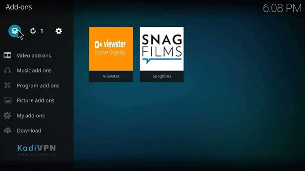 how-to-add-redemption-addon-on-kodi-jarvis-version-16-or-higher