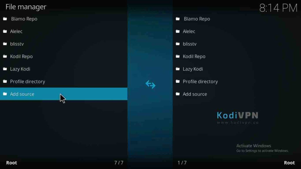 how to install lazy repo on kodi krypton version 17.6 or lower