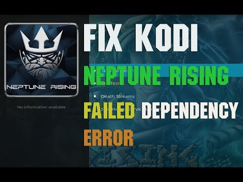 neptune rising not working