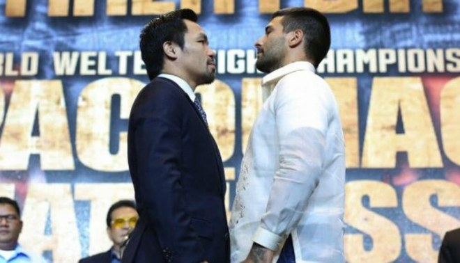 how to watch Matthysse vs Pacquiao fight live online
