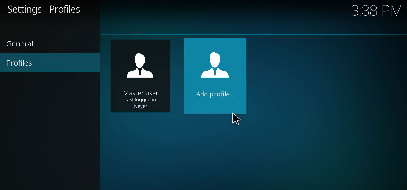 What are the benefits of managing multiple Kodi profiles