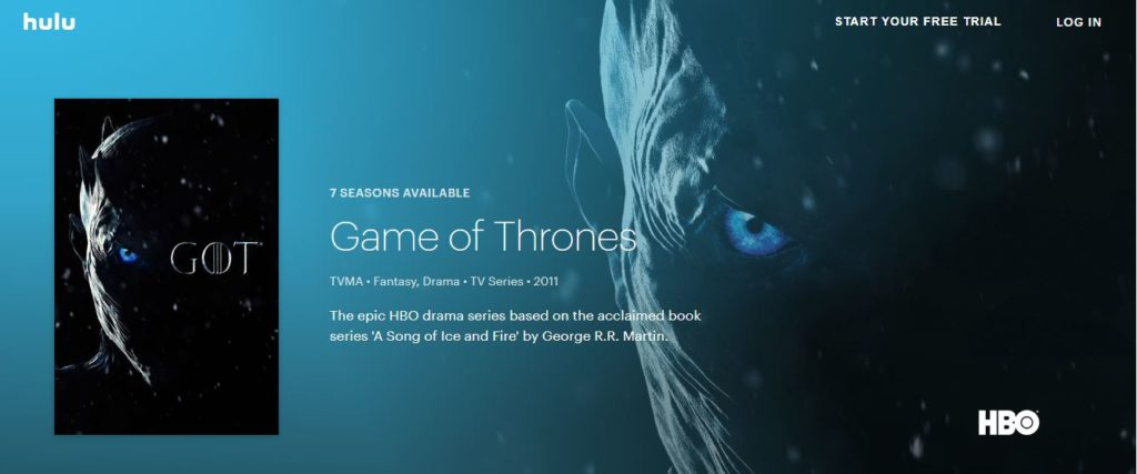 cheapest way to watch game of thrones season 8 online