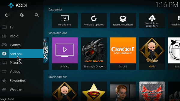 step-1-how-to-test-if-Cyberghost-vpn-is-working-on-kodi