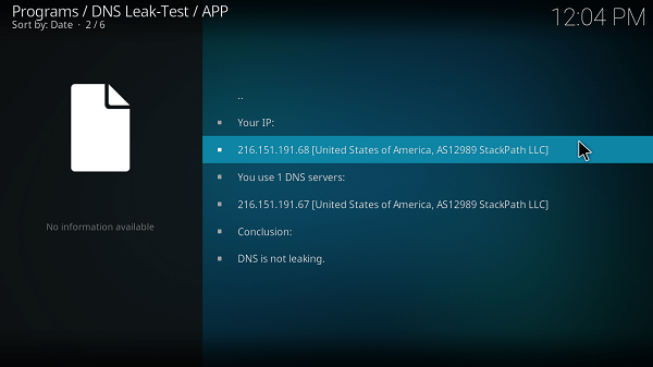 step-8-how-to-test-if-IPVanish-is-working-on-kodi