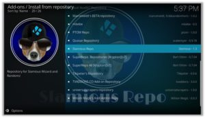 Install From Repository Slamious