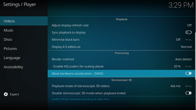 how to fix kodi fire tv slow streaming