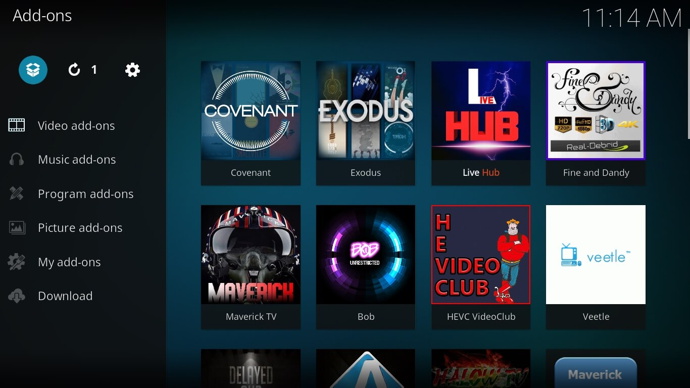 How to Install Showbox on Kodi - 8 Steps Guide