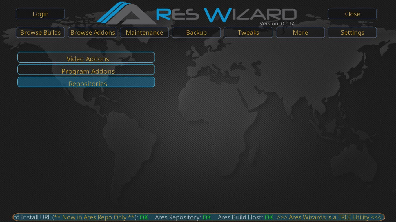 How To Install Ares Wizard on Kodi Krypton 17 6 And Jarvis Tutorial
