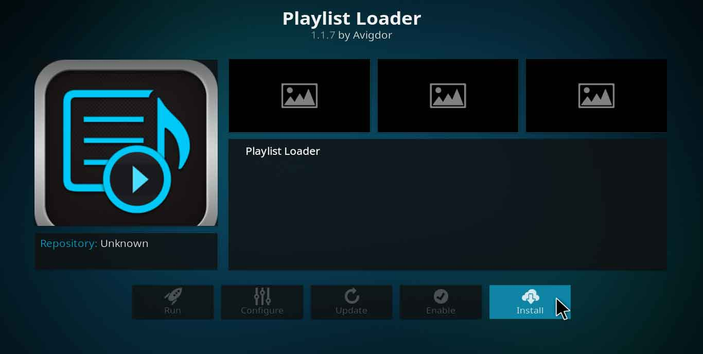 How to Install Playlist Loader Kodi Addon in Less Than 5 Min