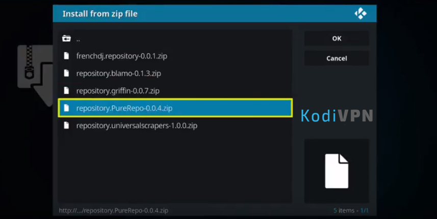 how to watch deadpool2 on kodi