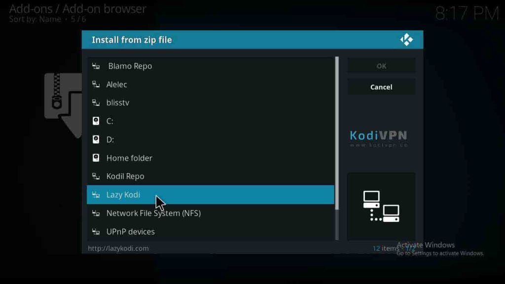 lazy kodi reviews