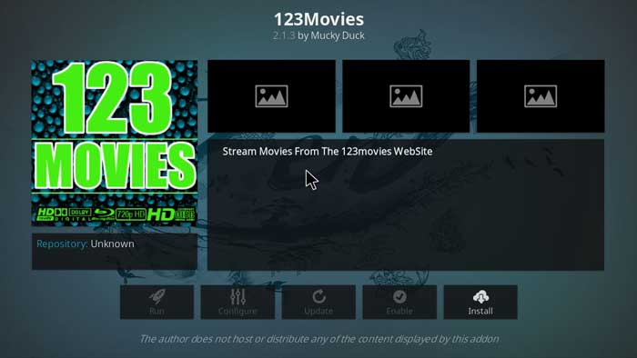 How to Install 123Movies Addon on Kodi Krypton 17 6 in 6