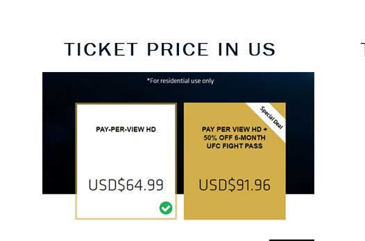 cheapest way to get ufc 226 pay per view