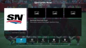 sports now sportsnet sports addon