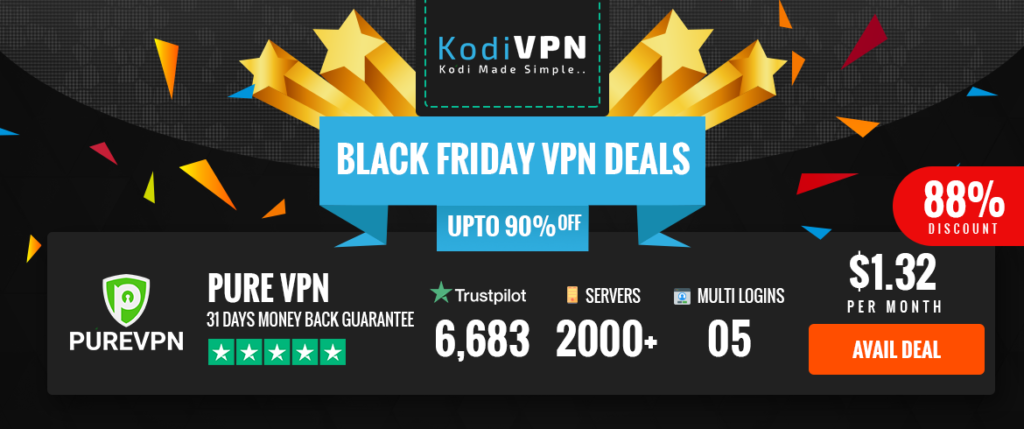 Top VPN Deals for Black Friday & Cyber Monday