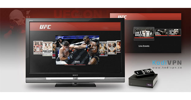 Roku supports UFC 235 fight live online